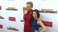 Freya Tingley Penelope Mitchell at Netflix's Arrested Development Season Four Los Angeles Premiere 4/29/2013 in Hollywood CA