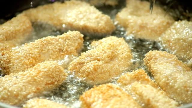 HD fried chicken