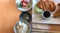 fried cutlet pork - japanese style