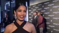 INTERVIEW Frieda Pinto on the event why she loves the brand at Audemars Piguet Celebrates The Grand Opening of Rodeo Drive Boutique in Los Angeles CA