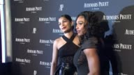 Frieda Pinto Serena Williams at Audemars Piguet Celebrates The Grand Opening of Rodeo Drive Boutique in Los Angeles CA