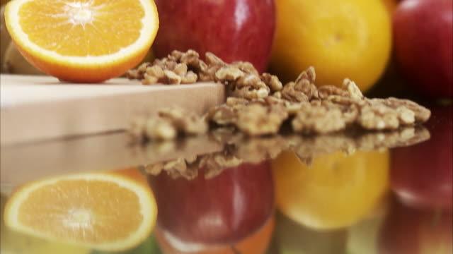 Fruit, close-up, Sweden.