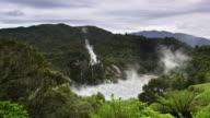 Frying Pan Lake New Zealand