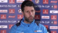Full press conference with Lincoln manager Danny Cowley and his assistant brother Nicky ahead of this weekend's historic FA Cup quarterfinal against...