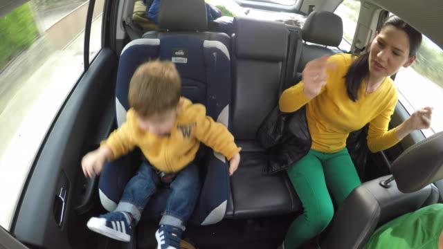 Fun on road trip