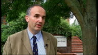 Funding cuts threatened for homeopathic hospitals Dr James Thallon interview SOT On vote to withdraw PCT funding to homeopathic hospital