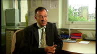 Funding cuts threatened for homeopathic hospitals Royal London Homeopathic Hospital INT Dr Peter Fisher interview SOT On evidence that homeopathy...