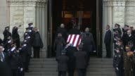 WGN Funeral services were held for slain Cook County Sheriff's investigator Cuauhtemoc Estrada Estrada was killed while hosting a Christmas party He...