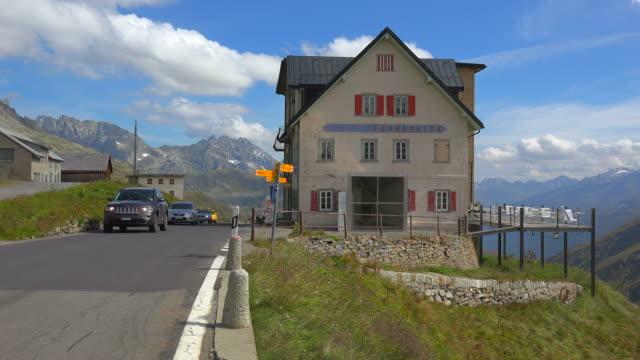 Furka Pass, Canton Valais, Switzerland, Europe