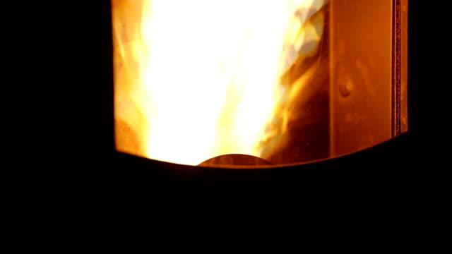 Ofen in der Metallindustrie