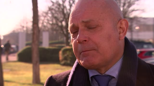 Further abuse allegations made as scandal spreads Ray Wilkins talking to reporter Ray Wilkins interview SOT
