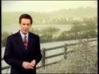 Further snow prompts calls for restructure of government cold weather payments ENGLAND Kent over snowcovered Kent countryside INTMartyn Davies...