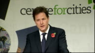 Future of Trident causes rift in Coalition ENGLAND London The Royal Society INT Nick Clegg MP re Trident Our decision on replacement of Trident will...