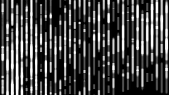 Futuristic bambu motion background
