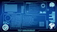 Futurista ecrã