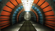 Futuristic Tunnel HD1080p