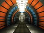 Futuristische Tunnel