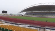 Gabon is putting the finishing touches to its stadiums in preparation for the African Cup of Nations set to begin in the country in two weeks time