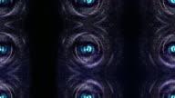 Galaxy, Nebula Space Background. 4k Available.