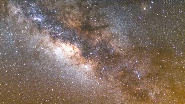 galaxy timelapse