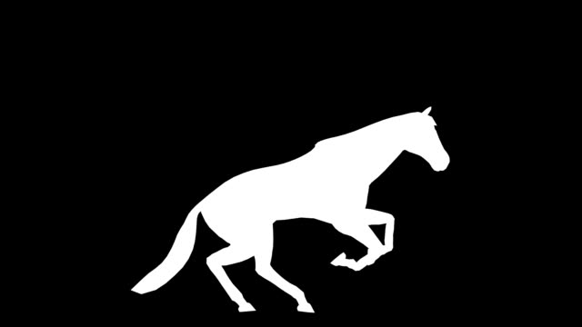 Gallop Horse (Loopable)