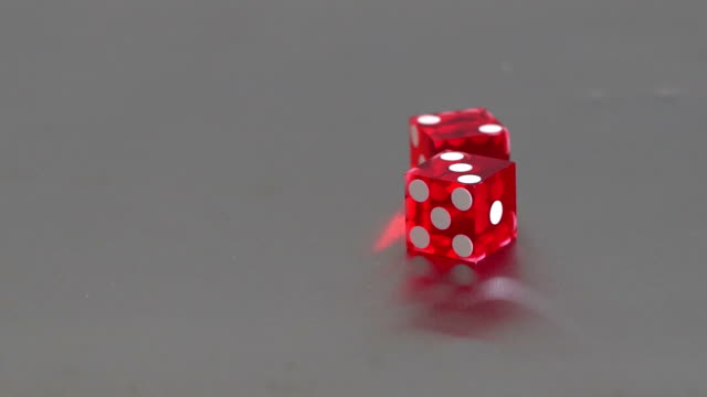 gambling multicolor dices