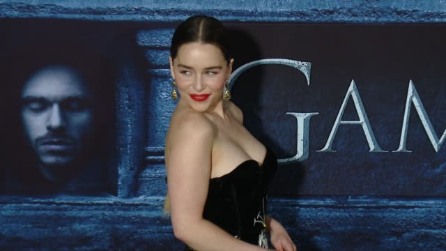 CHYRON 'Game Of Thrones Season 6' Los Angeles Premiere at TCL Chinese Theatre on April 10 2016 in Hollywood California