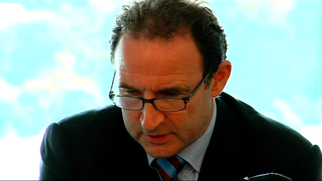 Reading Madejski Stadium INT Interview with Martin O'Neill SOT Liverpool FC made position clear before deadline that they were unavble to do anything...