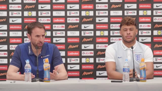 Gareth Southgate answers questions about whether England's young players are technically better than their compatriots in South America He also talks...