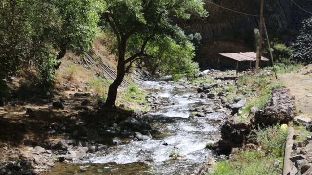 Garni Gorge, Azat river, 'symphony of the stones'