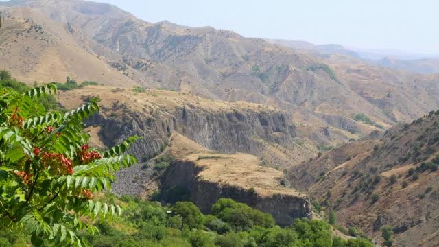 Garny Gorge, Azat river, general view