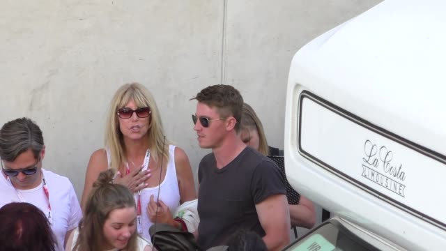 Garrett Hedlund hanging out at Comic Con in San Diego in Celebrity Sightings at Comic Con