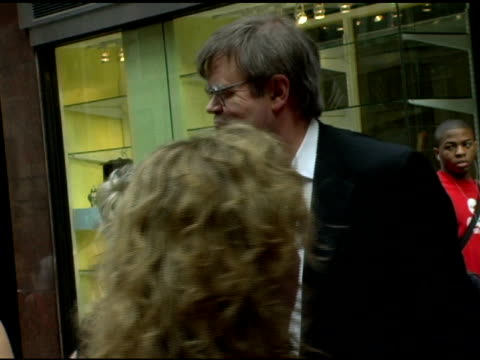 Garrison Keillor at the 'A Prairie Home Companion' New York Premiere at the DGA Theater in New York New York on June 4 2006