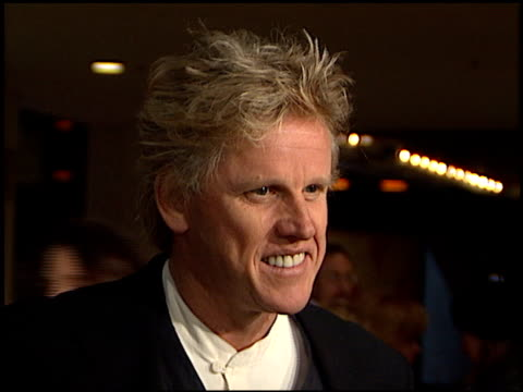 Gary Busey at the 'Money Train' Premiere on November 12 1995