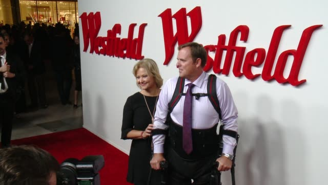 Gary Linfoot at Westfield Century City Reopening Celebration in Los Angeles CA