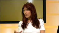 Gary McKinnon extradition threat lifted GIR INT Janis Sharp and Karen Todner studio interview SOT