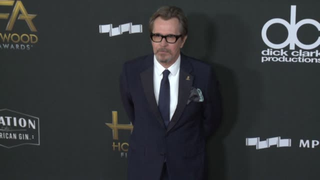 Gary Oldman at 21st Annual Hollywood Film Awards at The Beverly Hilton Hotel on November 05 2017 in Beverly Hills California