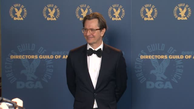 Gary Oldman at 64th Annual DGA Awards Press Room on 1/28/12 in Los Angeles CA