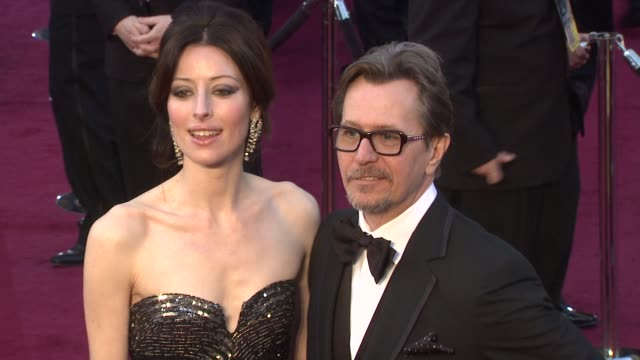Gary Oldman at 84th Annual Academy Awards Arrivals on 2/26/12 in Hollywood CA