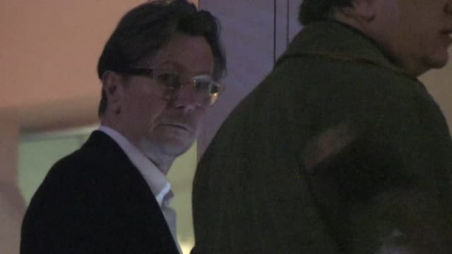 Gary Oldman at the Archlight in Hollywood 02/07/12