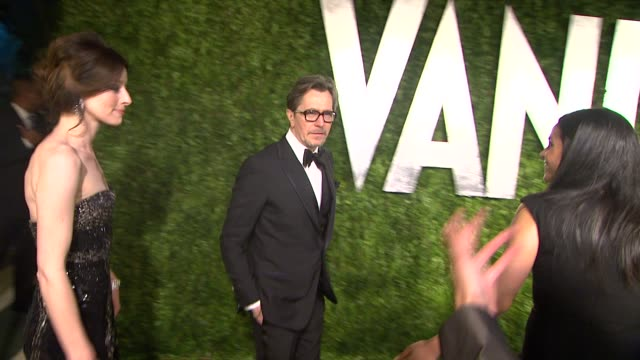 Gary Oldman Gary Oldman at Sunset Tower on February 26 2012 in West Hollywood California