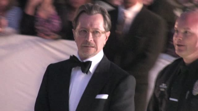 Gary Oldman greets fans at 2012 Gala Awards in Palm Springs in Celebrity Sightings in Palm Springs