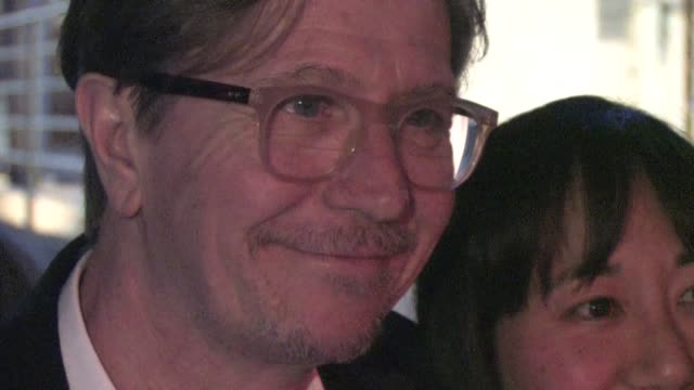 Gary Oldman greets fans at the Archlight in Hollywood 02/07/12