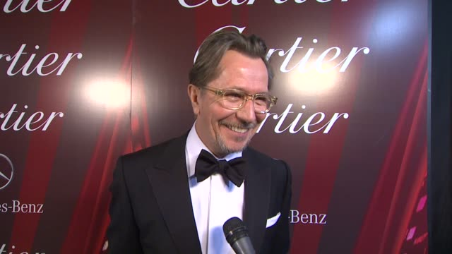 Gary Oldman on how it feels to be a part of the Palm Springs International Film Festival receiving the International Star Award what makes this...