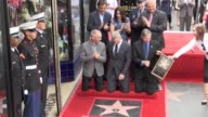 Gary Sinise has paid tribute to military veterans as he was honoured with a star on the Hollywood Walk of Fame The Forrest Gump and Apollo 13 actor...