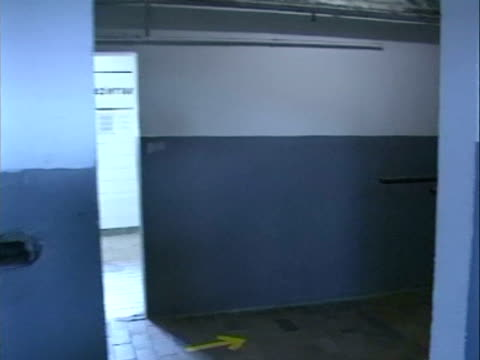 / gas chamber crematorium oven execution facilities such as Dissection Room and the Hanging Place