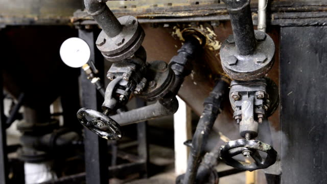 Gas Entlastung