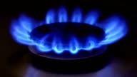 Gas Stove-Nahaufnahme (HD 1080)
