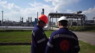 Gas transport pipes and processing infrastructure stands at a refinery operated by DK Ukrgazvydobuvannya a unit of NAK Naftogaz Ukrainy in Poltava...