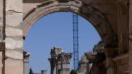 Gate of Mazeus and Mithridates, Ephesus, Turkey